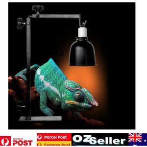 Adjustable UV UVB Heat Lamp Light Holder Bracket Stand For Reptile Pet Chicken