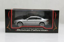Kyosho BMW 645Ci Silver Museum Collection 1:43 Scale Model Car 03511S NEW