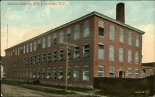 Johnstown NY Dianna Knitting Mill c1910 Postcard