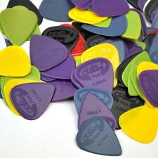 100pcs/lot Alice Assorted 0.58mm 0.71mm Anti-slip Nylon Guitar Picks Plectrums