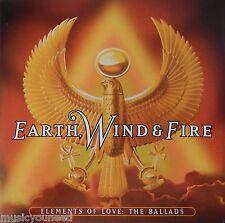 Earth, Wind & Fire - Elements of Love: The Ballads (CD 1996) Near MINT