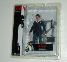 """2007 MEZCO 7 """" Scarface Action Figure Al Pacino THE PLAYER Tony Montana variant"""
