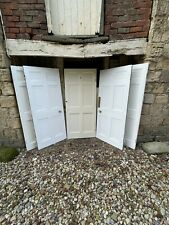 More details for job lots of 5 x antique victorian and later interior doors, some with fittings