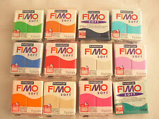 PATE FIMO SOFT BLEU WINDSOR 57 g