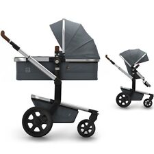 Original Joolz Geo Mono Hippo Grey Pushchair Chassis