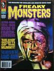 freaky monsters magazine #21 F fine Bagged And Boarded!