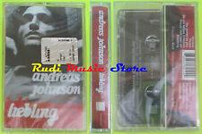 MC ANDREAS JOHNSON Liebling SIGILLATA SEALED 1999 WEA 398426914-4 cd lp dvd vhs