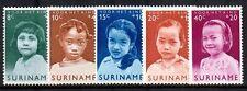 Suriname - 1963 Child welfare Mi. 435-39 MNH