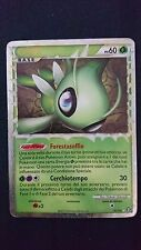 Pokemon Carta CELEBI HOLO BRILLANTE VERY RARE 92/102 Italiano  ed.2011