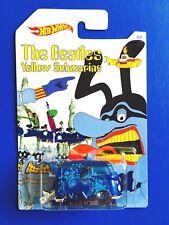 2017 Hot Wheels THE BEATLES Series 1967 VOLKSWAGEN KOOL KOMBI - mint on card!