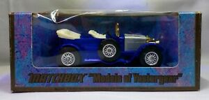 Models of Yesteryear Y-2 1914 Prince Henry Vauxhall Matchbox 1973