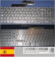 "Clavier Qwerty Espagnol SAMSUNG 300 ,15.6"" NP355V5C 9Z.N4NSN.00S BA59-03271D"
