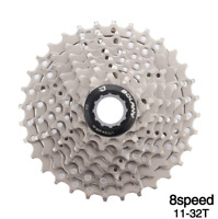 NEW BOLANY 8 Speed Mountain Bike Cassette 11-32T Bicycle Freewheels Fit SRAM