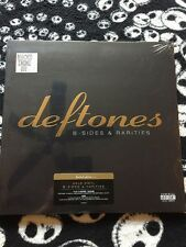 Deftones-B-Sides And Rarities RSD Release On Gold Vinyl With DVD