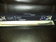 NEW IN OPEN BOX NECA Harry Potter's Wand Collectors Edition Replica