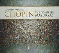 Andrew Rangell - Frederic Chopin: Complete Mazurkas [CD]