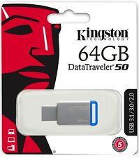Clé USB Kingston 64 Giga - 100 % Original