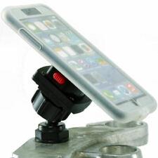 "Yoke 40 Motorcycle Nut Mount & TiGRA RainGuard Case for Apple iPhone 6 (4.7"")"