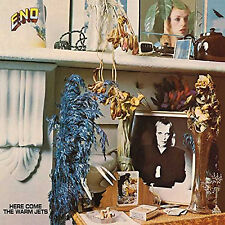 Brian Eno Here Come The Warm Jets 180gm Vinyl LP 2017 &