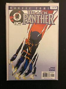 Black Panther 33 High Grade Marvel Comic Book CL96-186