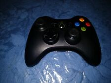 Xbox360 WIRELESS CONTROLLER BLK SHELL Original for Parts or Repair