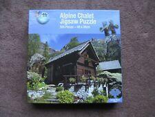 Jigsaw - alpine chalet 500 pieces