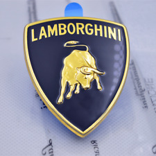 Genuine Lamborghini Murcielago Gallardo Front Hood Emblem Badge 400853745D