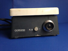 Used Corning Heater P.C. 35 from working laboratory