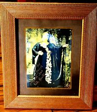 Beautiful Framed Signed Photo Of Opera Star Rita Hunter