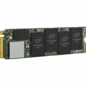 Intel SSD 660p, M.2 - 512GB