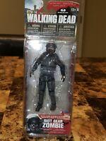 The Walking Dead GAS MASK RIOT GEAR ZOMBIE McFarlane Series 4 MOC TWD