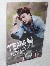 TEAM H JANG KEUN SUK X BIG BROTHER Driving to the Highway Taiwan CD Regular ver.
