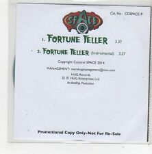 (FN658) Space, Fortune Teller - 2014 DJ CD