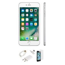 IPHONE 6 PLUS RICONDIZIONATO 64GB GRADO B BIANCO SILVER APPLE RIGENERATO USATO