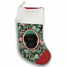 Pekingese Christmas Stocking