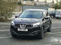 Nissan Qashqai 2013 plus 2. 7 seater