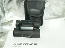 8X21 Steinzeiser Dcf Ruby Coated New Compact Pocket Folding Binoculars Binocular