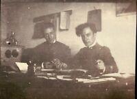 - FOTOGRAFIA DEL 1921 - MILITARI REGIO ESERCITO IN FURERIA -