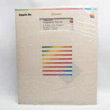 Vintage Apple Computer Software 1982 Disk Imagewriter Tool KIt Sealed