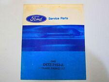 Ford OEM Transmission Gasket Set NOS D5TZ-7153-A New Process 1975 - 1987 F150