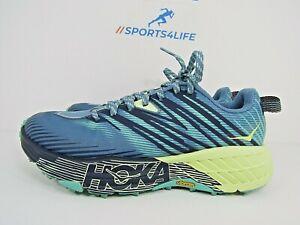 WOMEN'S HOKA ONE  SPEEDGOAT 4  size 8 !RUNNING! TRAIL!! RUNNING SHOES!!