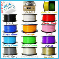 Filament PLA ABS 1.75mm/3mm 3D Print Printing Material Printer Pen Project 1kg/R