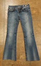 Miss Me jeans size 26 sunny boot
