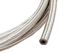 8mm Braided Fuel Hose MOTORSPORT Race STOCKCAR Kit Car RALLY Trackday AUTOGRASS