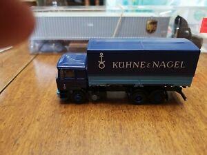 MAN  Kuehne & Nagel  Truck 1:87 HO
