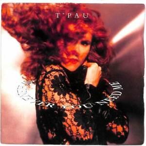 "T'Pau Whenever You Need Me UK 7"" Vinyl Record Single 1991 SRN140 Siren 45 EX"