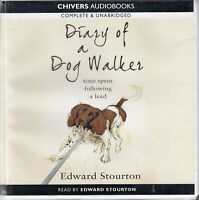 Edward Stourton Diary Of A Dog Walker 4CD Audio Book Unabridged Memoir Telegraph