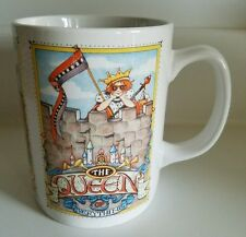 Mary Engelbreit Coffee Mug Queen Of Everything Queen Coffee Cup