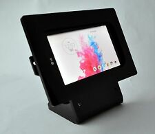 Black Acrylic Anti-theft Security Desktop Stand for Amazon Kindle Fire HDX 8.9