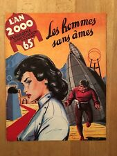L'AN 2000 numéro 4 (1953) - TBE/NEUF